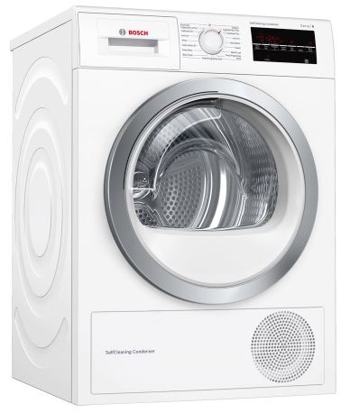 Bosch Serie 6 8kg Heat Pump Tumble Dryer