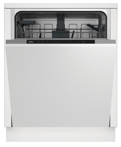 BEKO DIN16X10 Full-size Fully Integrated Dishwasher